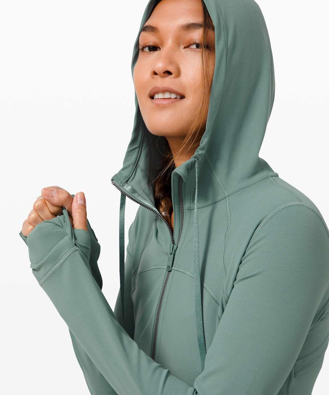 Lululemon Hooded Define Jacket *Nulu - Tidewater Teal (First Release)