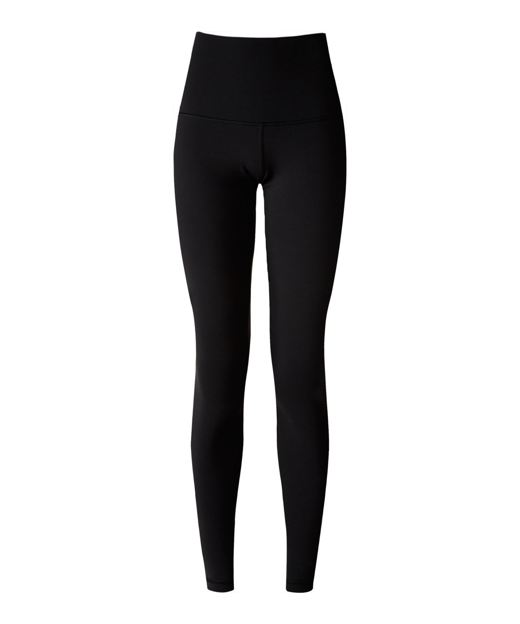 Lululemon Wunder Under Pant (Roll Down) - Black