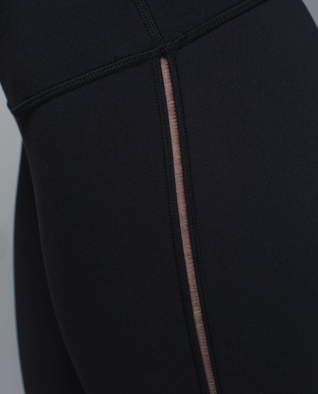Lululemon High Times Pant (Mesh) - Black