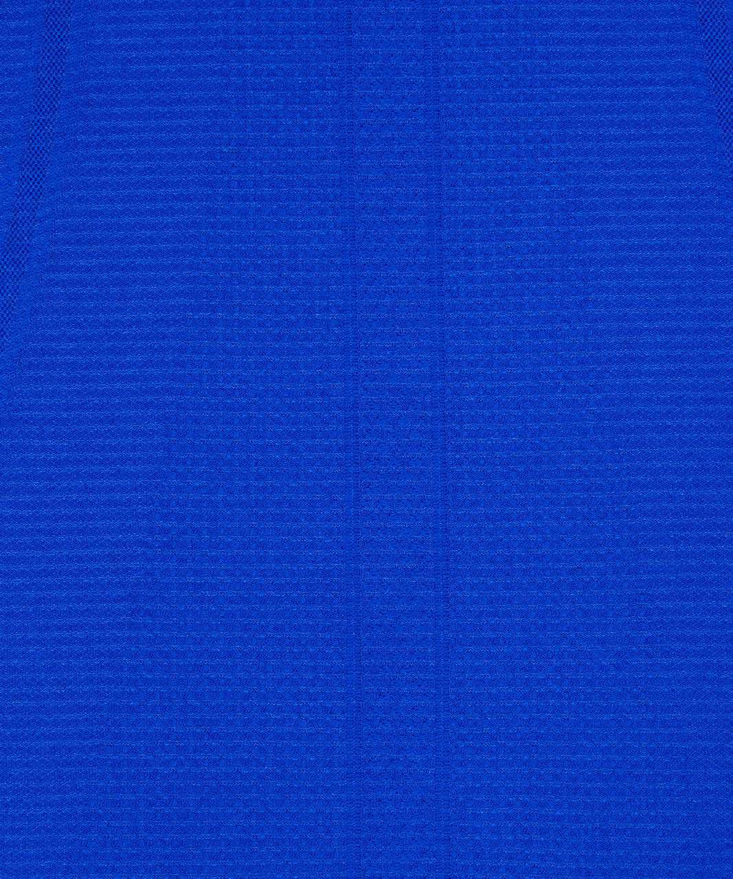 Lululemon Swiftly Tech Long Sleeve Crew - Cerulean Blue / Cerulean Blue