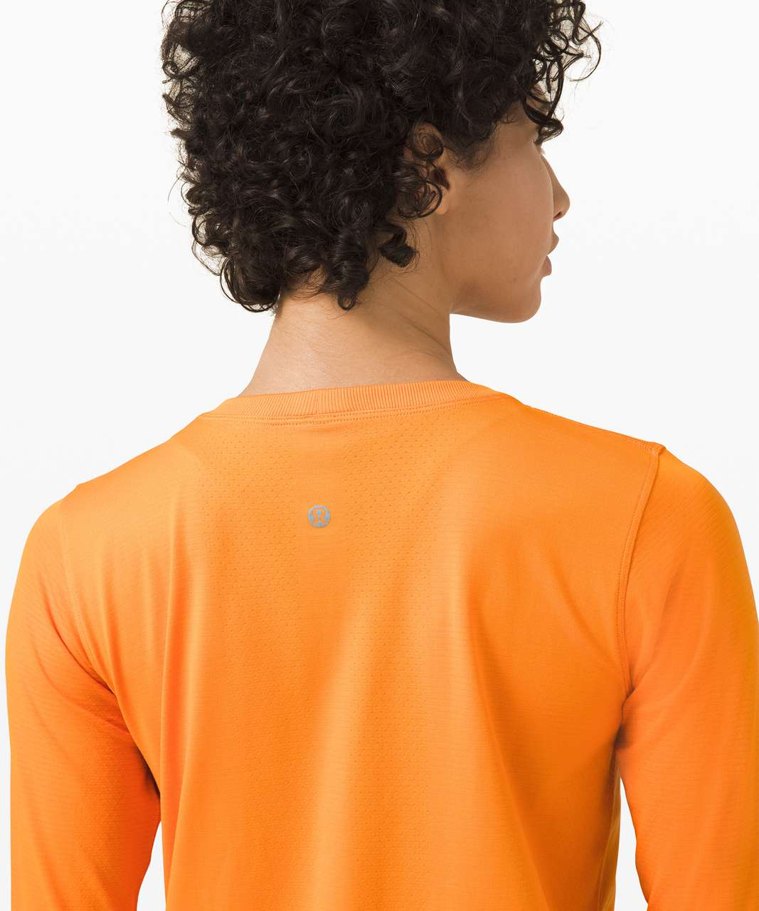 Lululemon Swiftly Relaxed Long Sleeve 2.0 - Tiger / Tiger