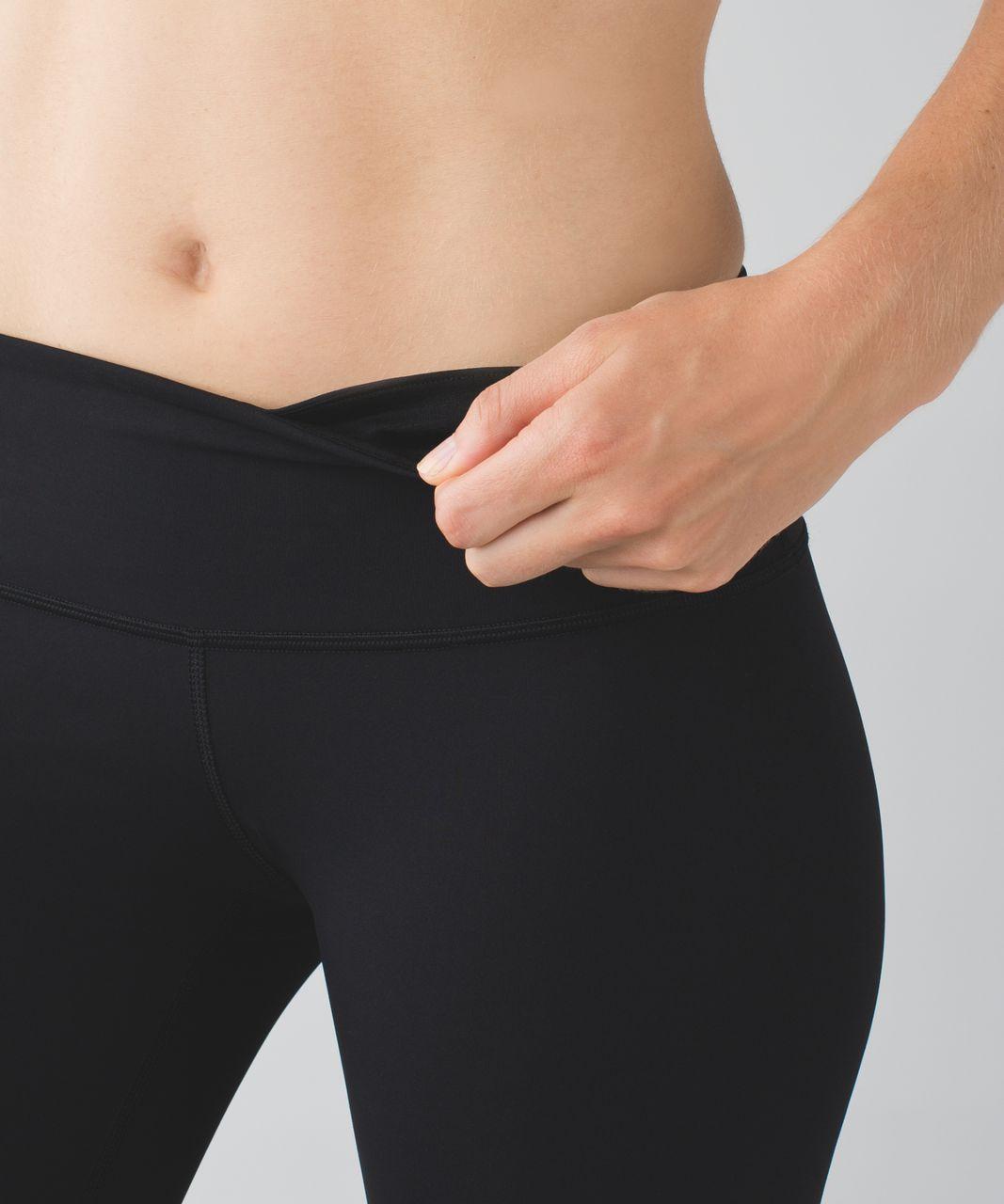 Lululemon Wunder Under Pant - Black