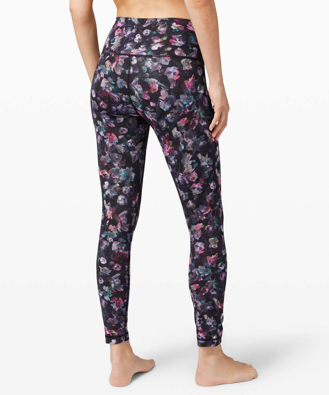 """Lululemon Wunder Under High-Rise Tight 25"""" *Full-On Luxtreme - Activate Floral Multi"""