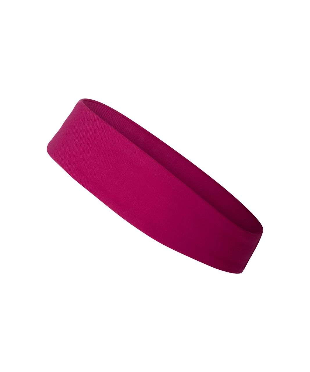 Lululemon Fly Away Tamer Headband II - Jewelled Magenta