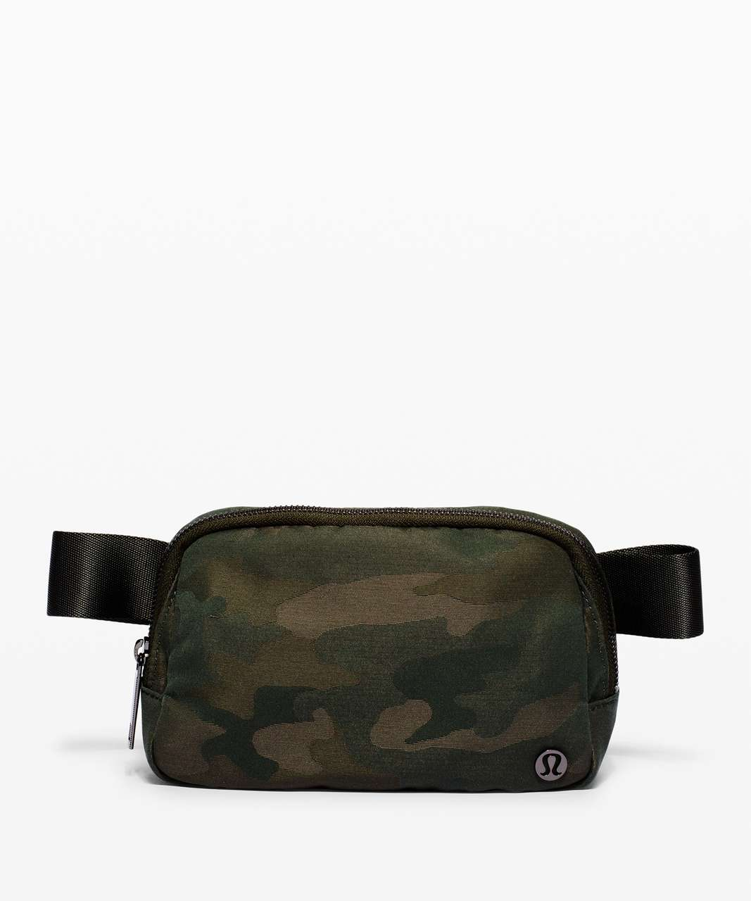 Lululemon Everywhere Belt Bag *1L - Heritage Camo Jacquard Max Dark Olive Sargent Green