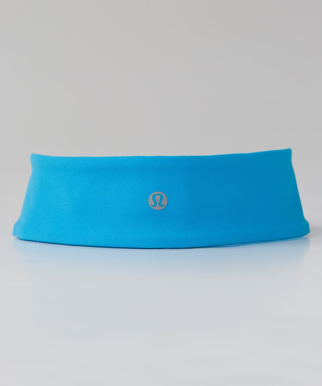 Lululemon Fly Away Tamer Headband II - Kayak Blue