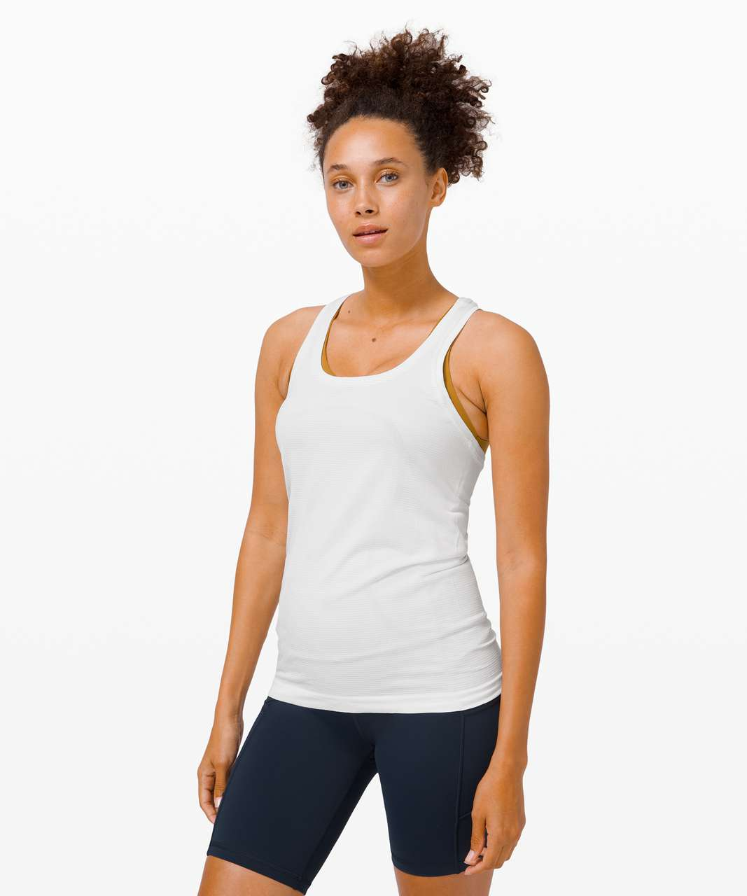 Lululemon Swiftly Tech Racerback 2.0 - White / White