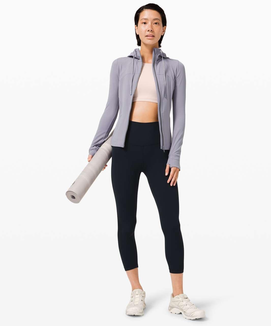 Lululemon Hooded Define Jacket *Nulu - Peri Purple