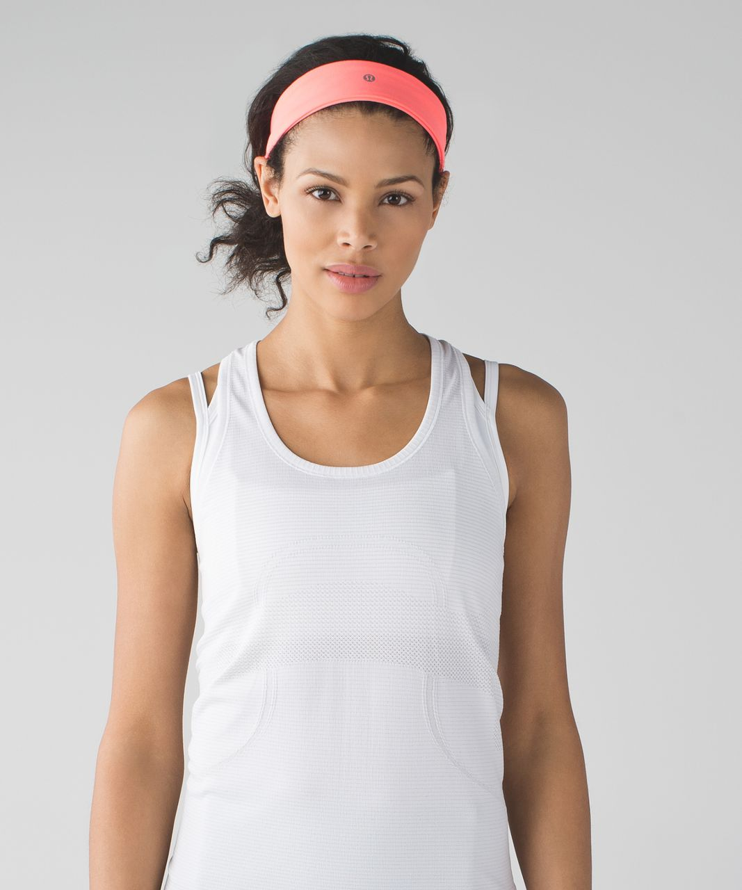 Lululemon Fly Away Tamer Headband II - Very Light Flare