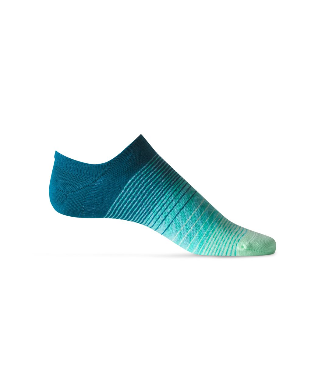 Lululemon Play All Day Sock - Fresh Teal / Bali Breeze / Tofino Teal