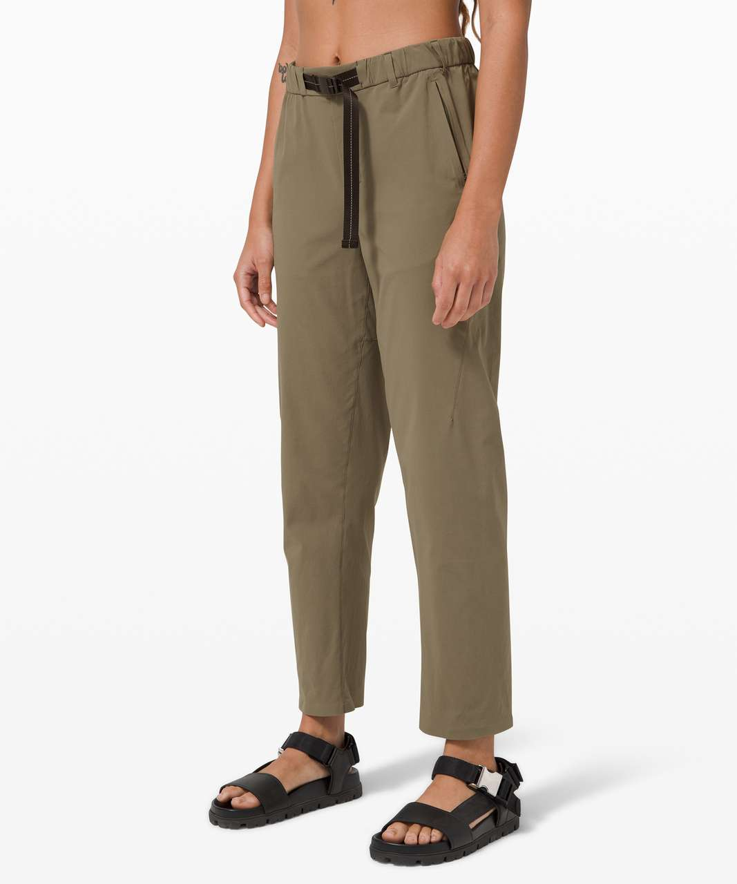 Lululemon Sarala Pant  *lululemon lab - Light Military