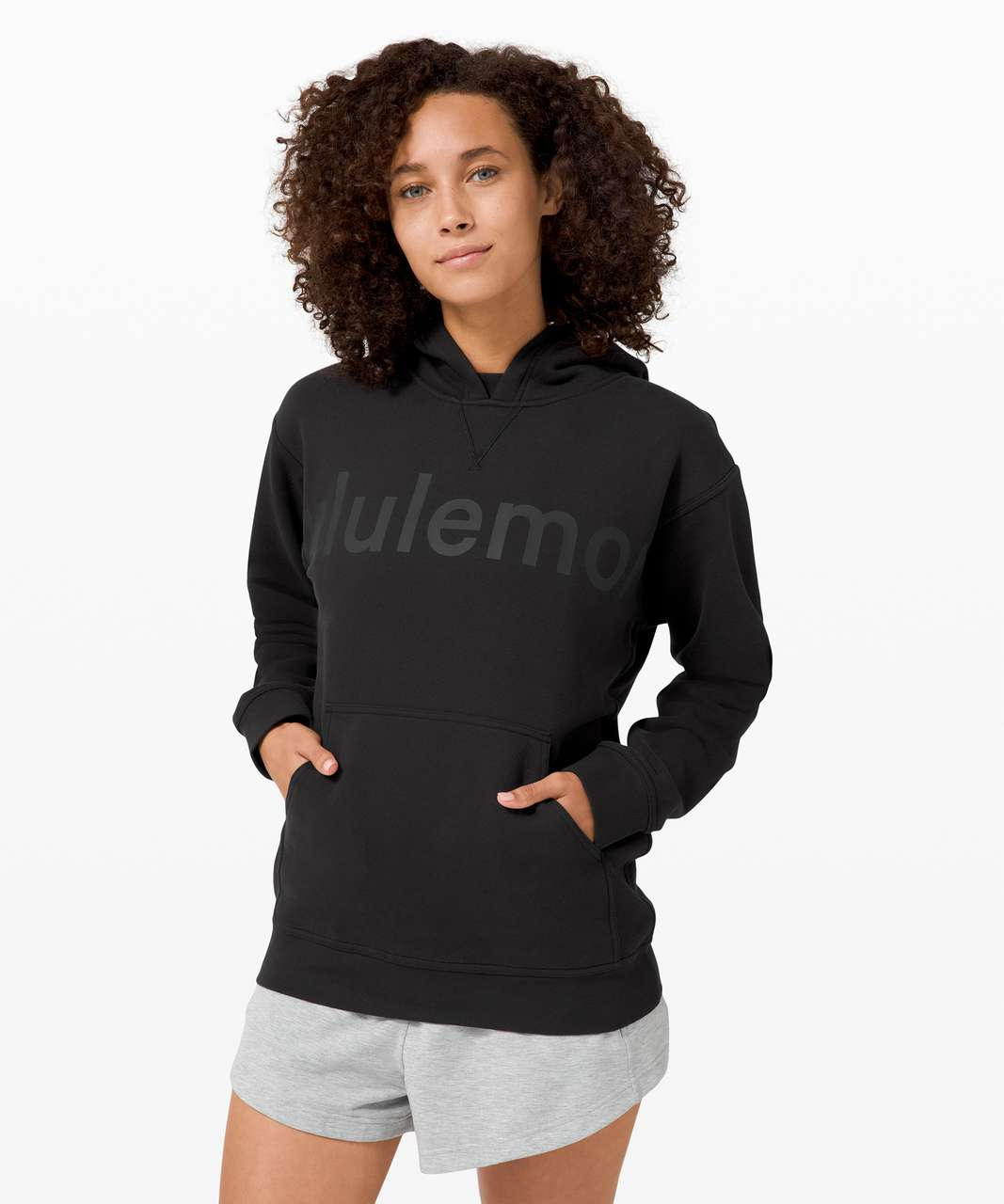 Lululemon All Yours Hoodie *Graphic - Black
