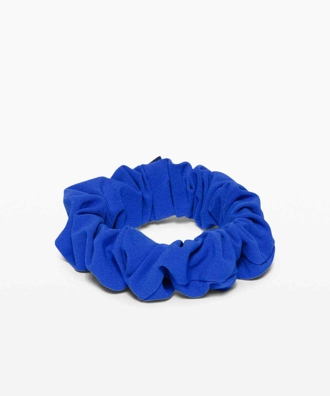 Lululemon Uplifting Scrunchie - Cerulean Blue