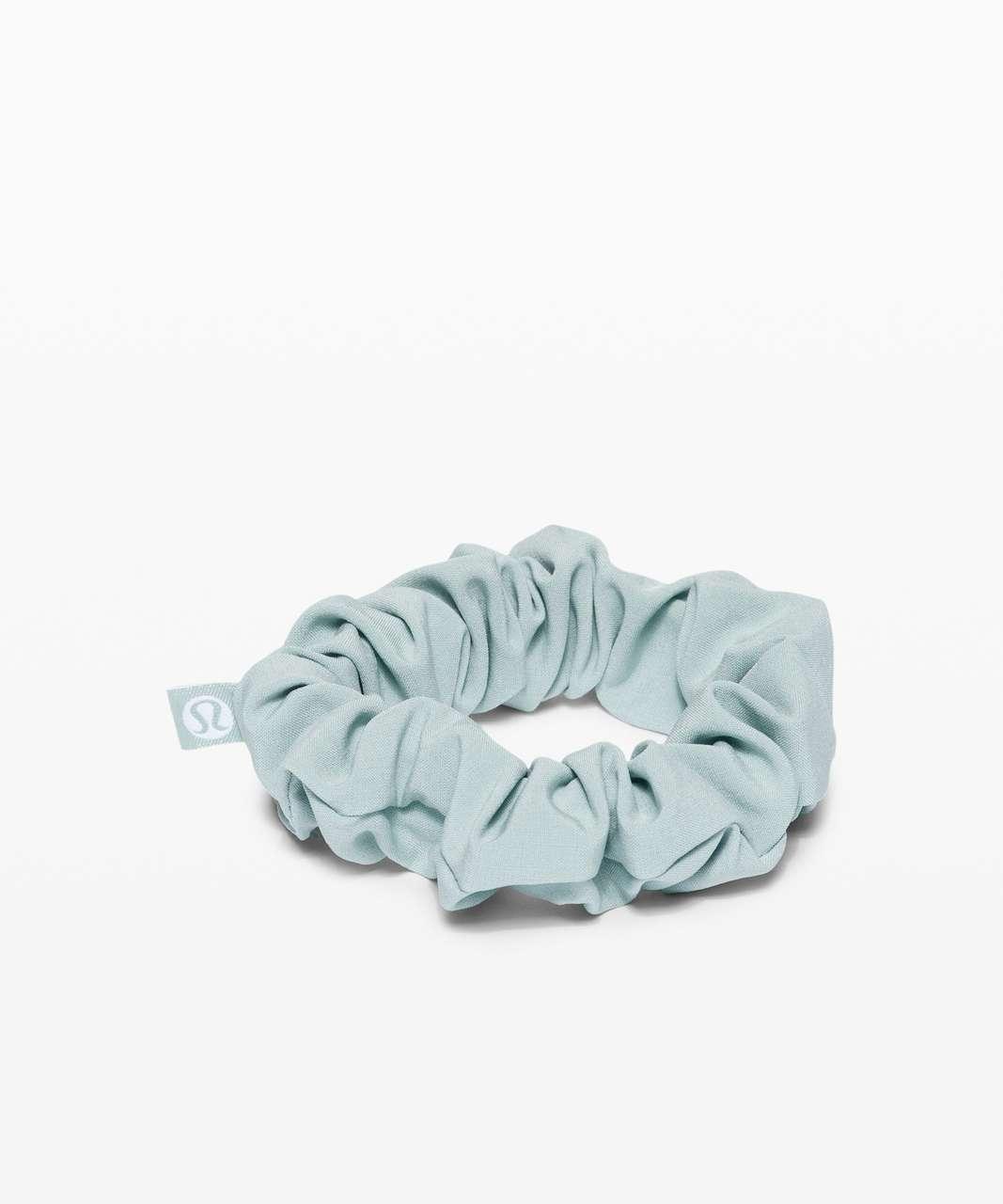 Lululemon Uplifting Scrunchie - Hazy Jade