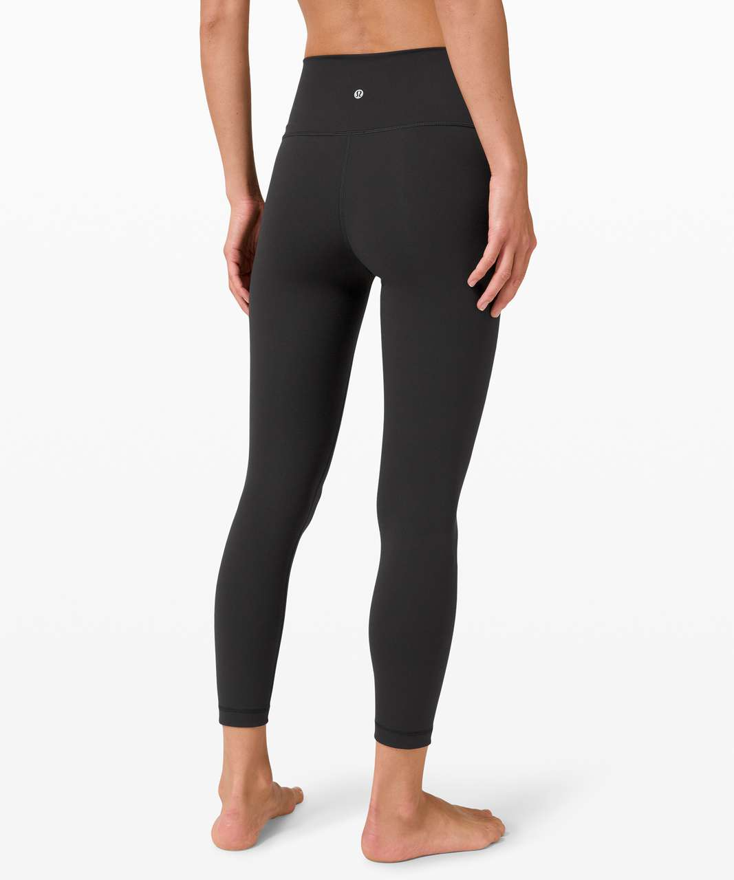 "Lululemon Wunder Under High-Rise Tight 28"" *Full-On Luxtreme - Black"