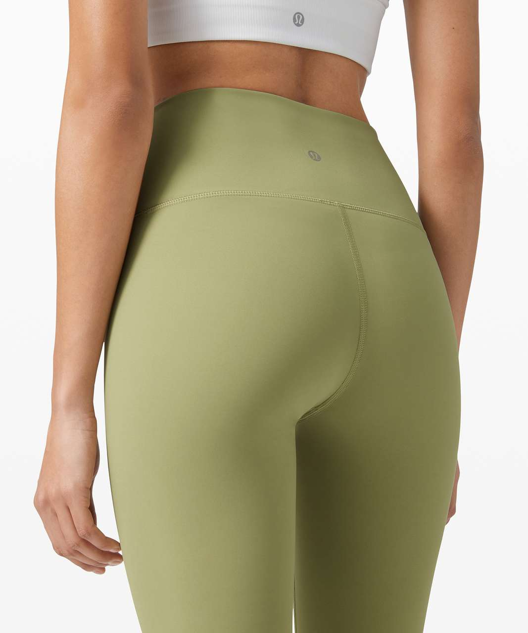 "Lululemon Wunder Under High-Rise Tight 28"" *Full-On Luxtreme - Vista Green"
