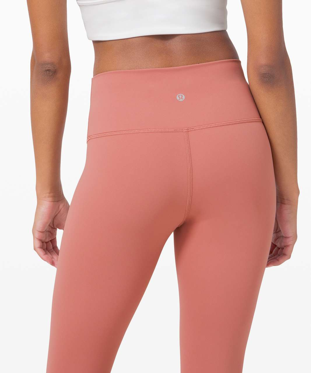 """Lululemon Wunder Under High-Rise Tight 28"""" *Full-On Luxtreme - Brier Rose (First Release)"""