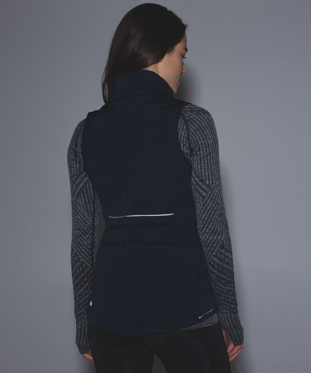 Lululemon Fluffed Up Vest - Inkwell