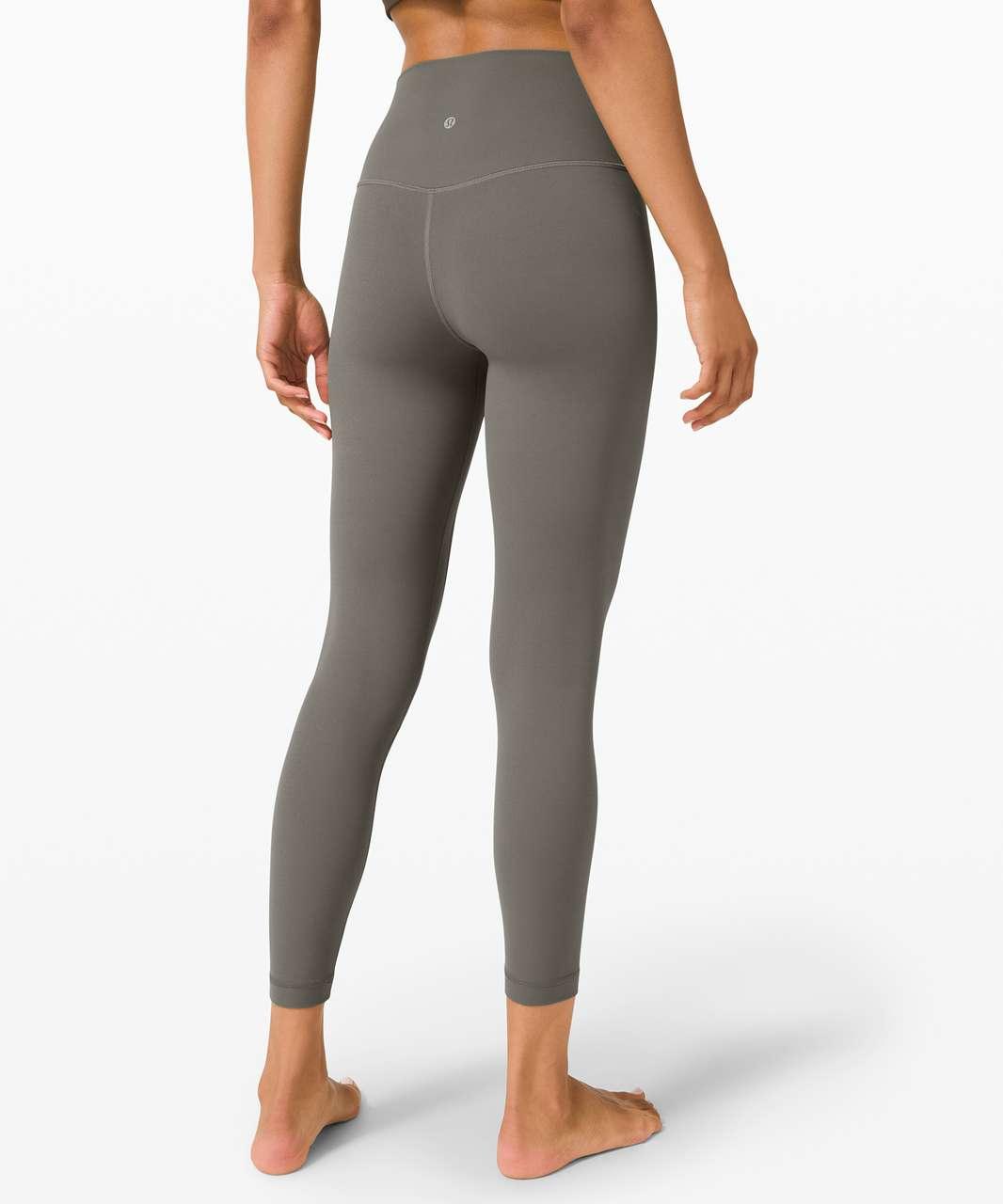 "Lululemon Align Pant II 25"" - Grey Sage"