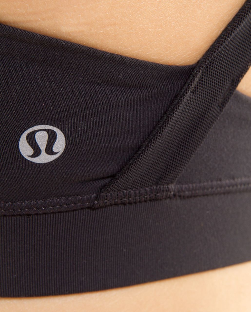 Lululemon 50 Rep Bra - Black