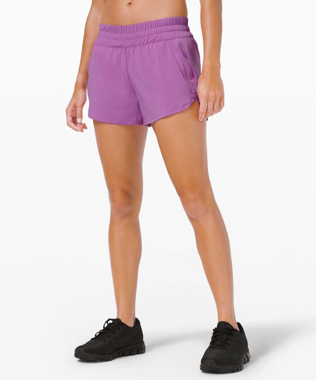 Lululemon Tracker Short V *SeaWheeze - Purple Blossom