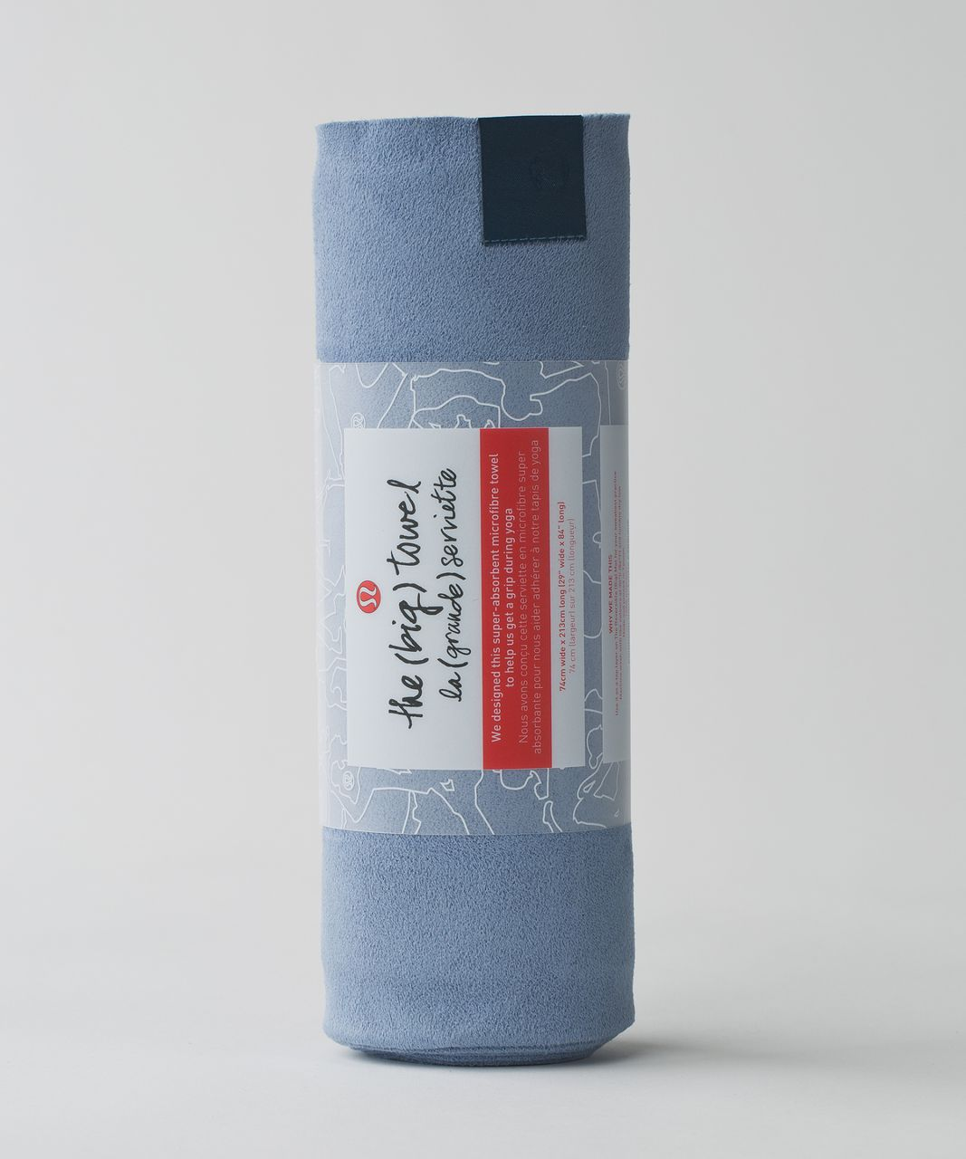 Lululemon The (Big) Towel - Tempest Blue