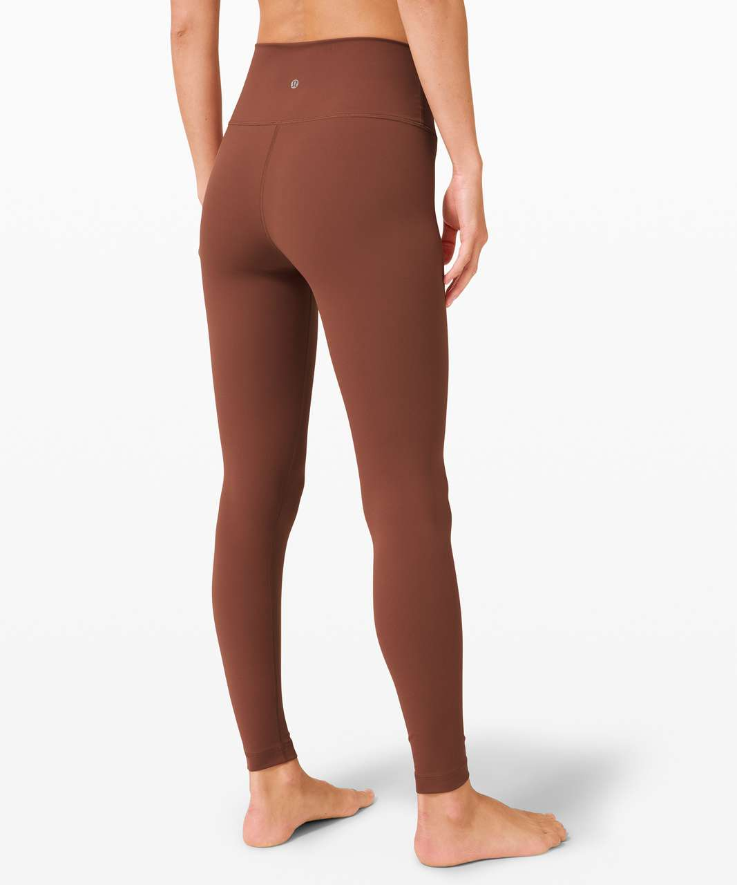 """Lululemon Wunder Under High-Rise Tight 28"""" *Full-On Luxtreme - Ancient Copper"""