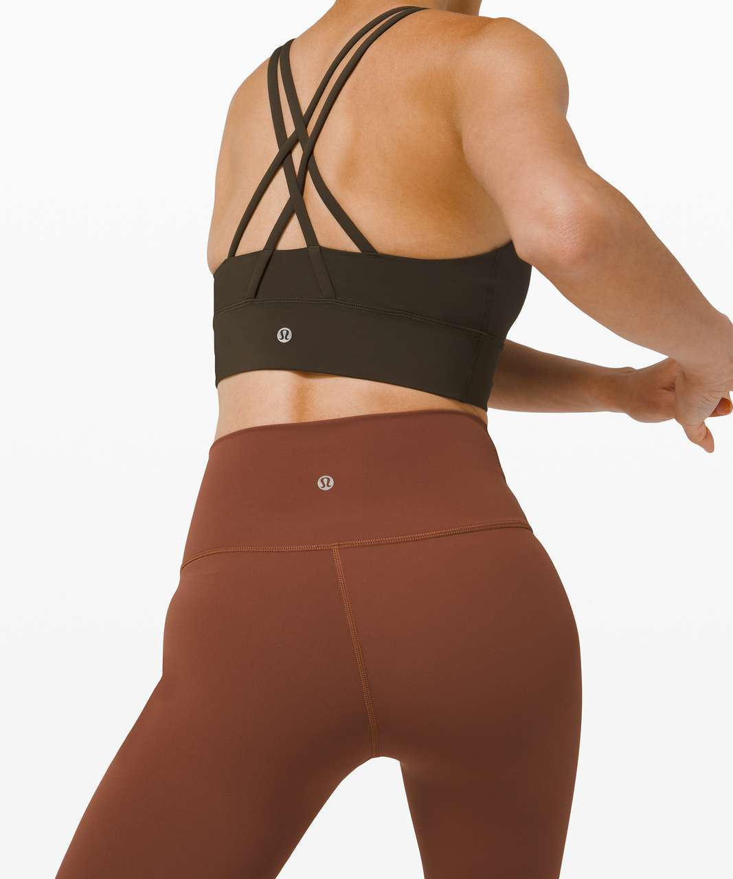"Lululemon Wunder Under High-Rise Tight 25"" *Full-On Luxtreme - Ancient Copper"