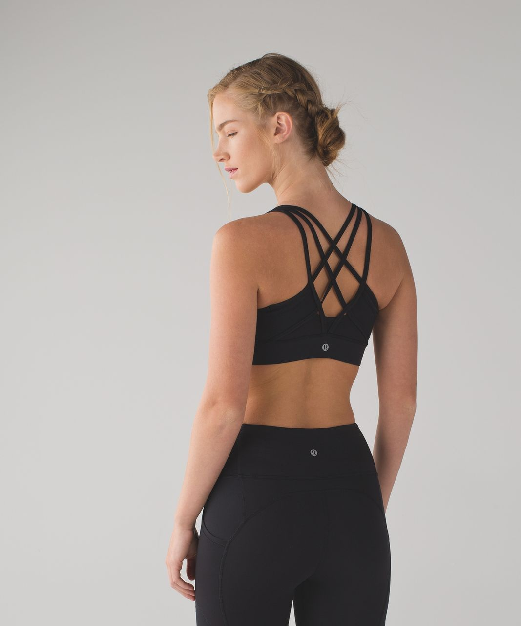 Lululemon Strap It Like Its Hot Bra - Black