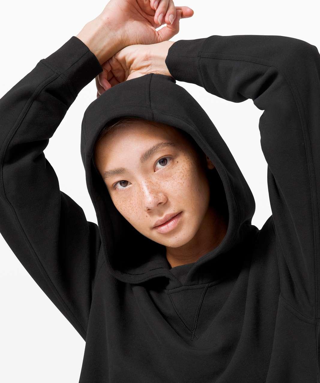 Lululemon All Yours Hoodie *Fleece - Black
