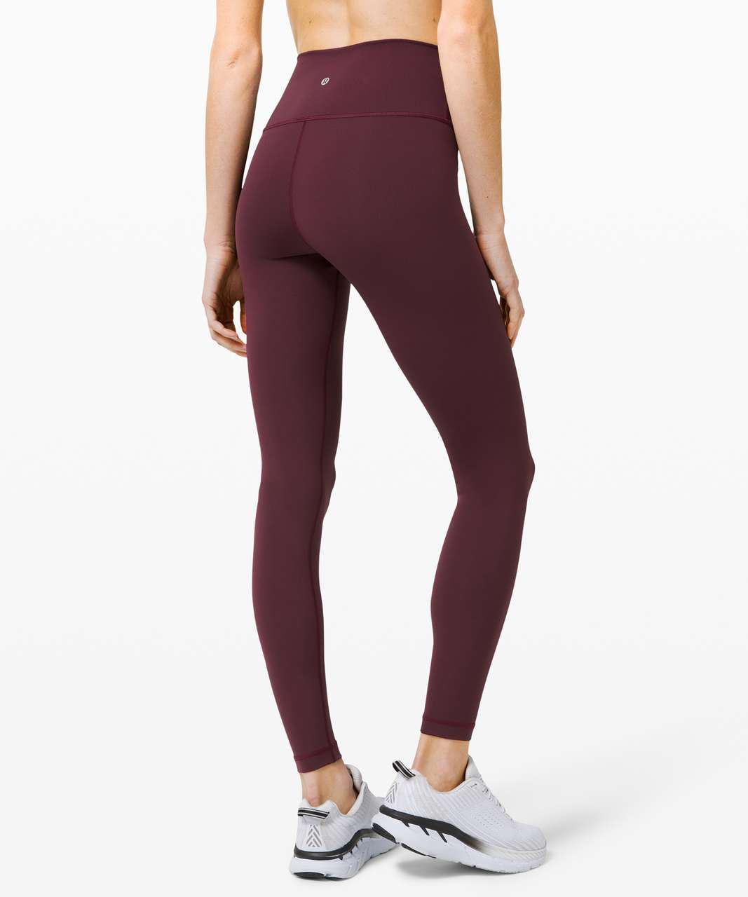 "Lululemon Wunder Under High-Rise Tight 31"" *Full-On Luxtreme - Cassis"