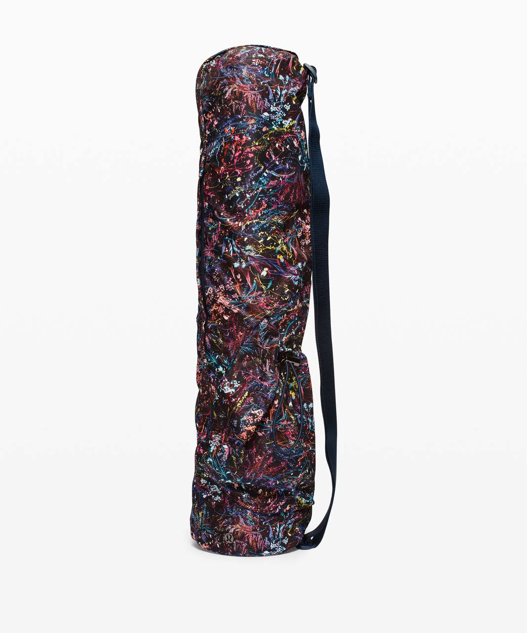 Lululemon The Yoga Mat Bag *16L - Foliage Overlay White Multi