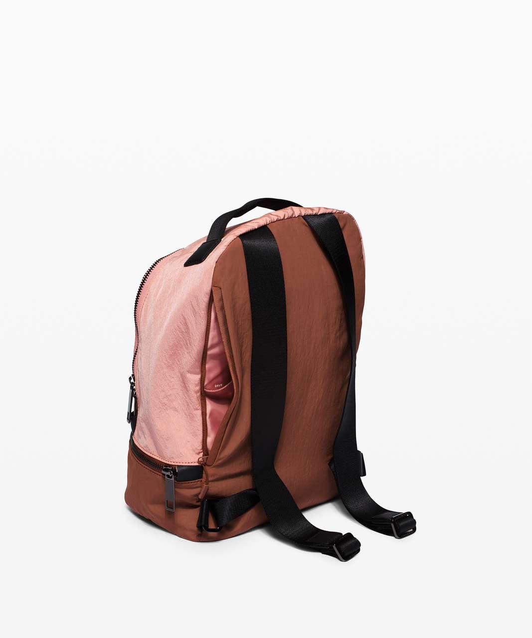 Lululemon City Adventurer Backpack Mini *10L - Pink Pastel / Ancient Copper