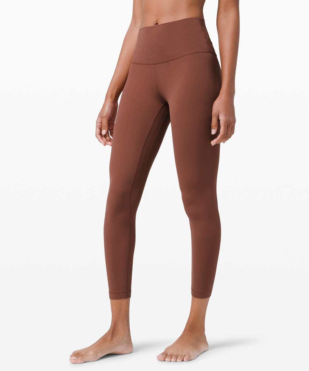 "Lululemon Align Pant II 25"" - Ancient Copper"