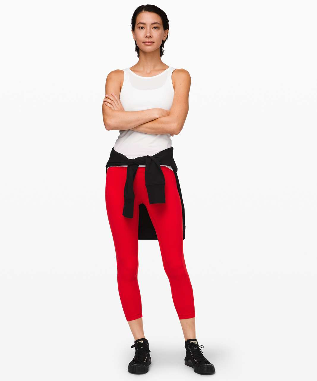 "Lululemon Align Pant II 25"" - Dark Red"