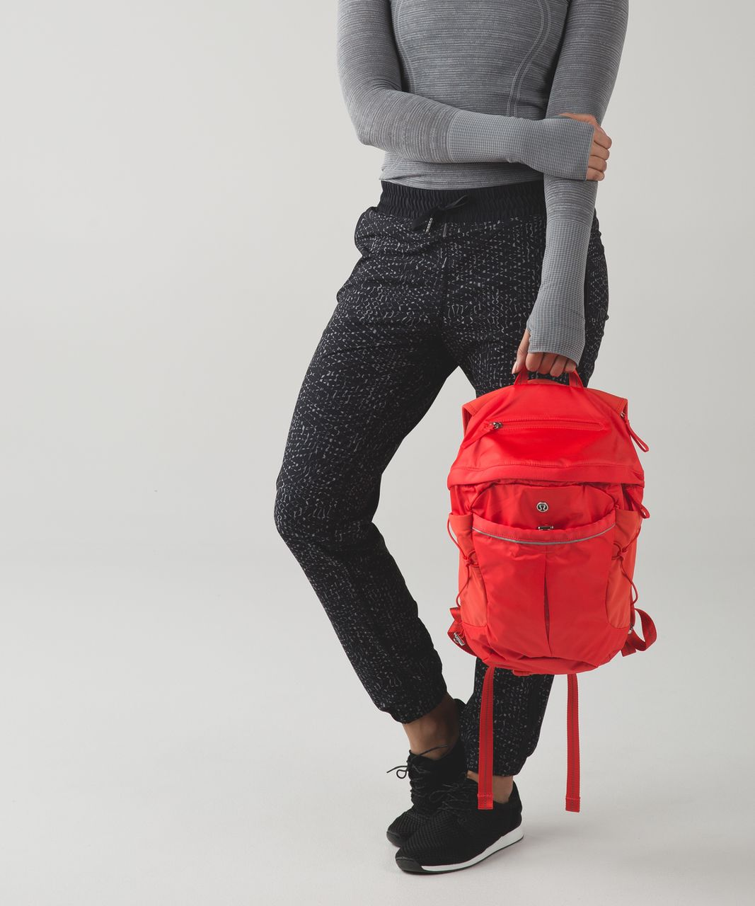 Lululemon Run All Day Backpack - Alarming
