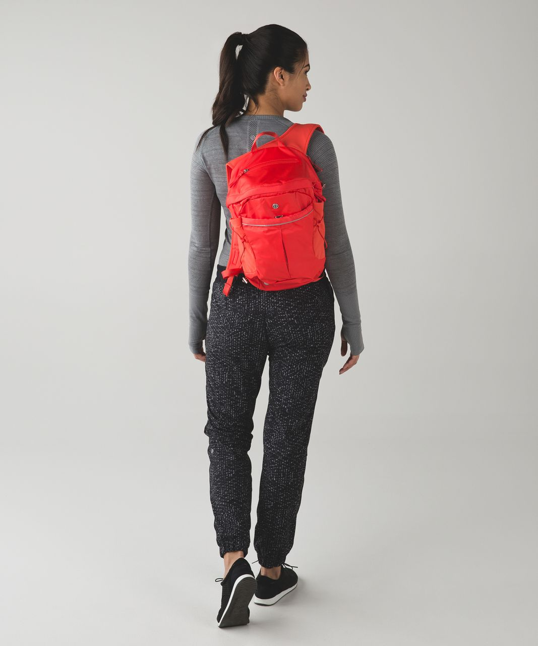 Lululemon Run All Day Backpack - Alarming