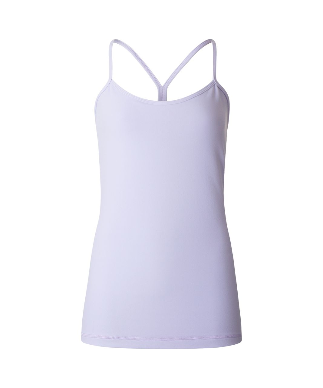 Lululemon Power Y Tank - Lilac