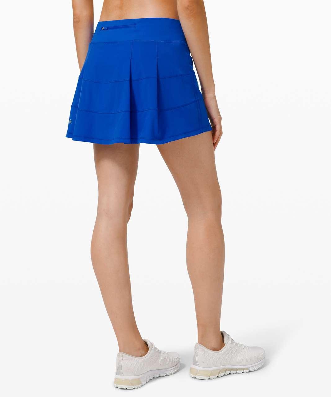 "Lululemon Pace Rival Skirt (Tall) *4-way Stretch 15"" - Cerulean Blue"