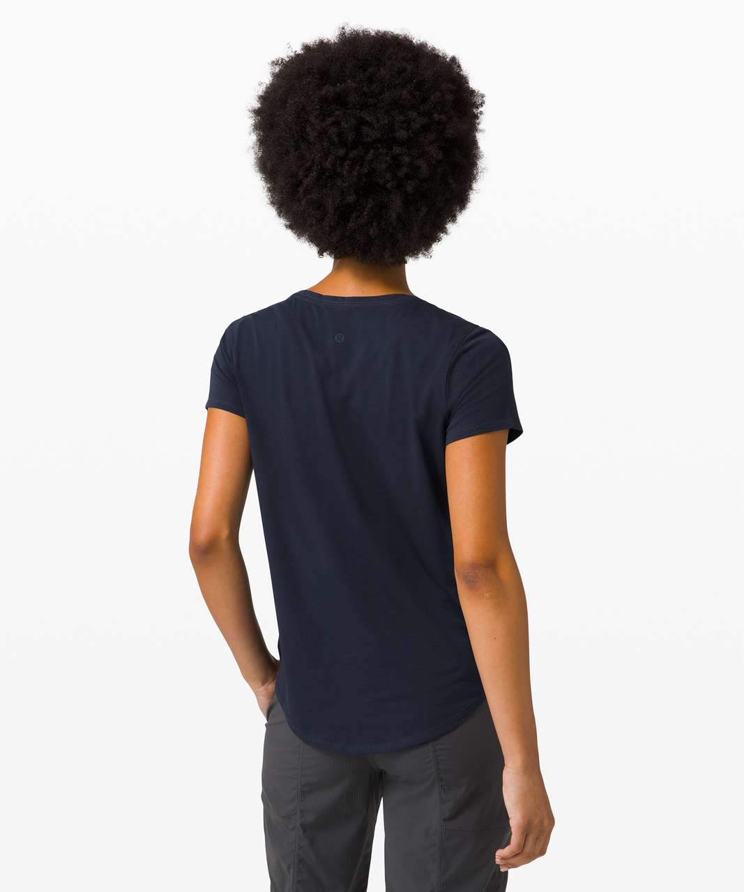 Lululemon Love Tee V - True Navy