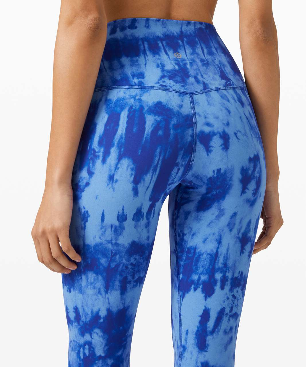 """Lululemon Align Pant II 25"""" *Game Day - Game Day Blue Multi"""