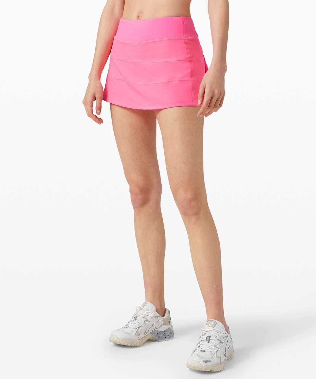 "Lululemon Pace Rival Skirt (Regular) *4-way Stretch 13"" - Dark Prism Pink"