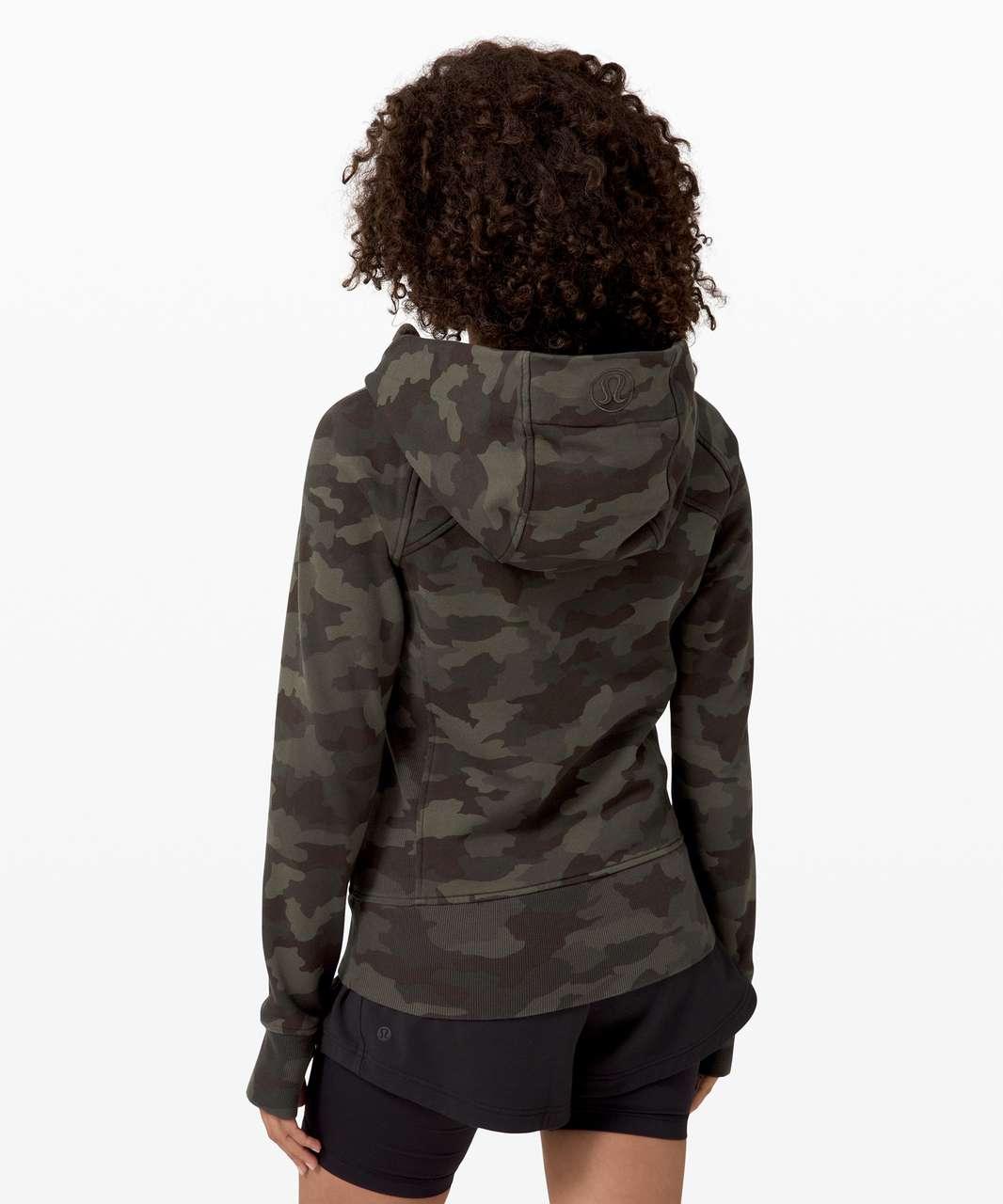 Lululemon Scuba Hoodie *Light Cotton Fleece - Heritage 365 Camo Dark Olive Multi