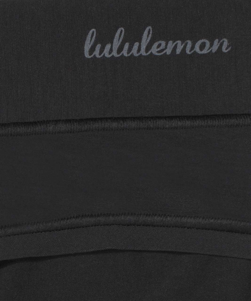 Lululemon Soft Breathable Bikini *3 Pack - Black / Misty Shell / Soft Sand
