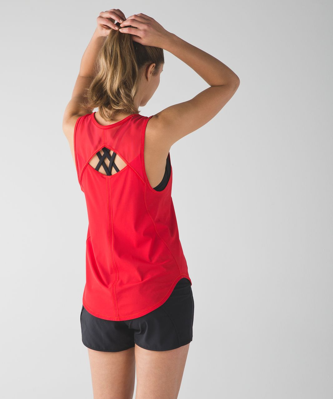 Lululemon Sculpt Tank - True Red (First Release)