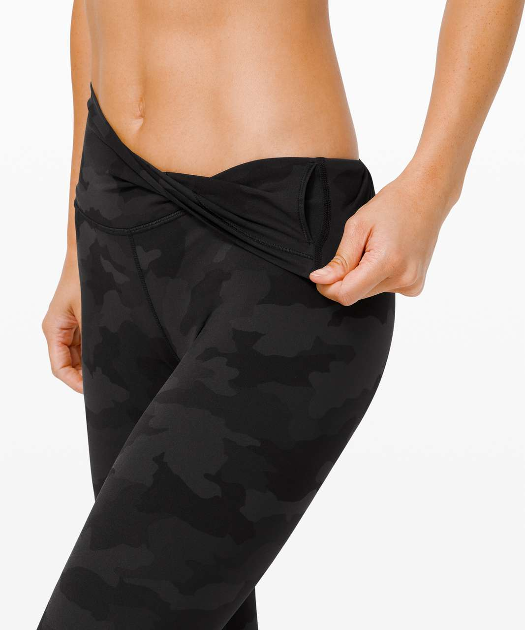 "Lululemon Wunder Under High-Rise Tight 28"" *Full-On Luxtreme - Heritage 365 Camo Deep Coal Multi"