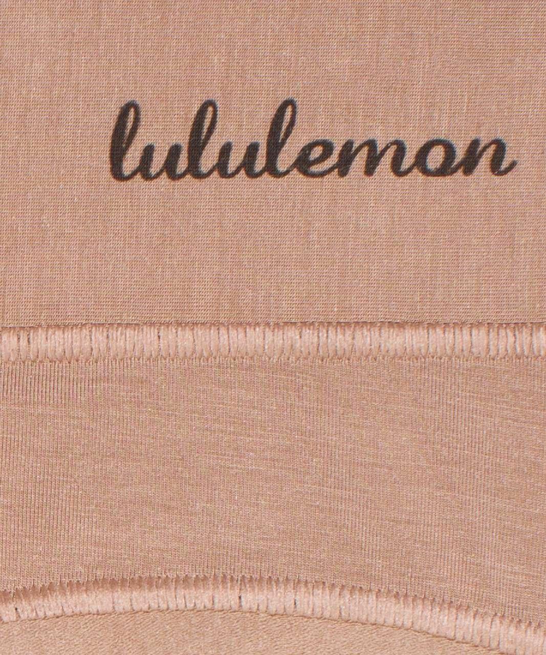 Lululemon Soft Breathable Bikini *5 Pack - Black / Soft Sand / Incognito Camo Multi Grey / Black / Garnet