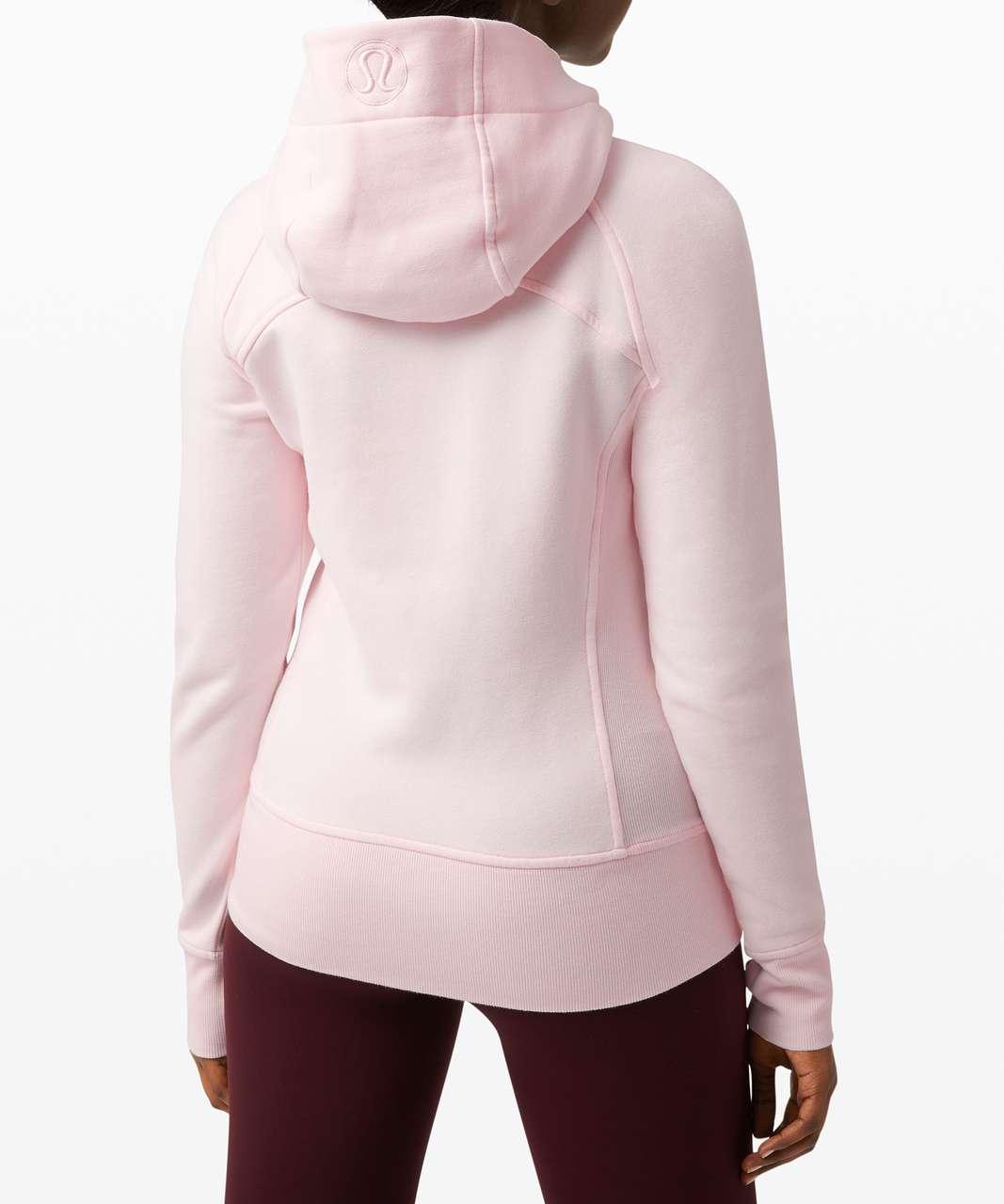 Lululemon Scuba Hoodie *Light Cotton Fleece - Pink Glow