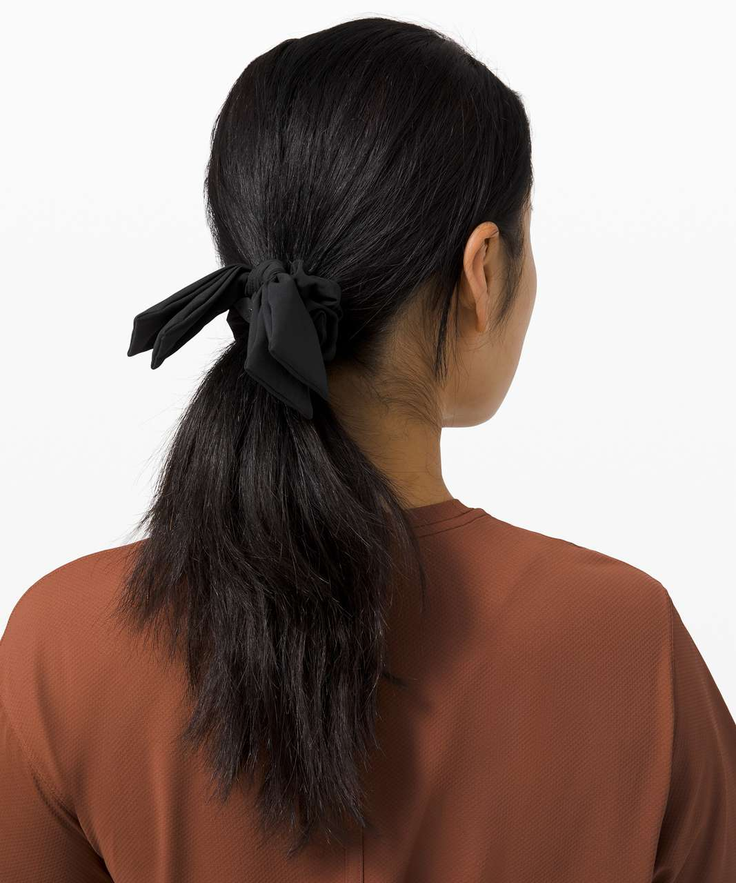 Lululemon Uplifting Scrunchie *Ribbon - Black