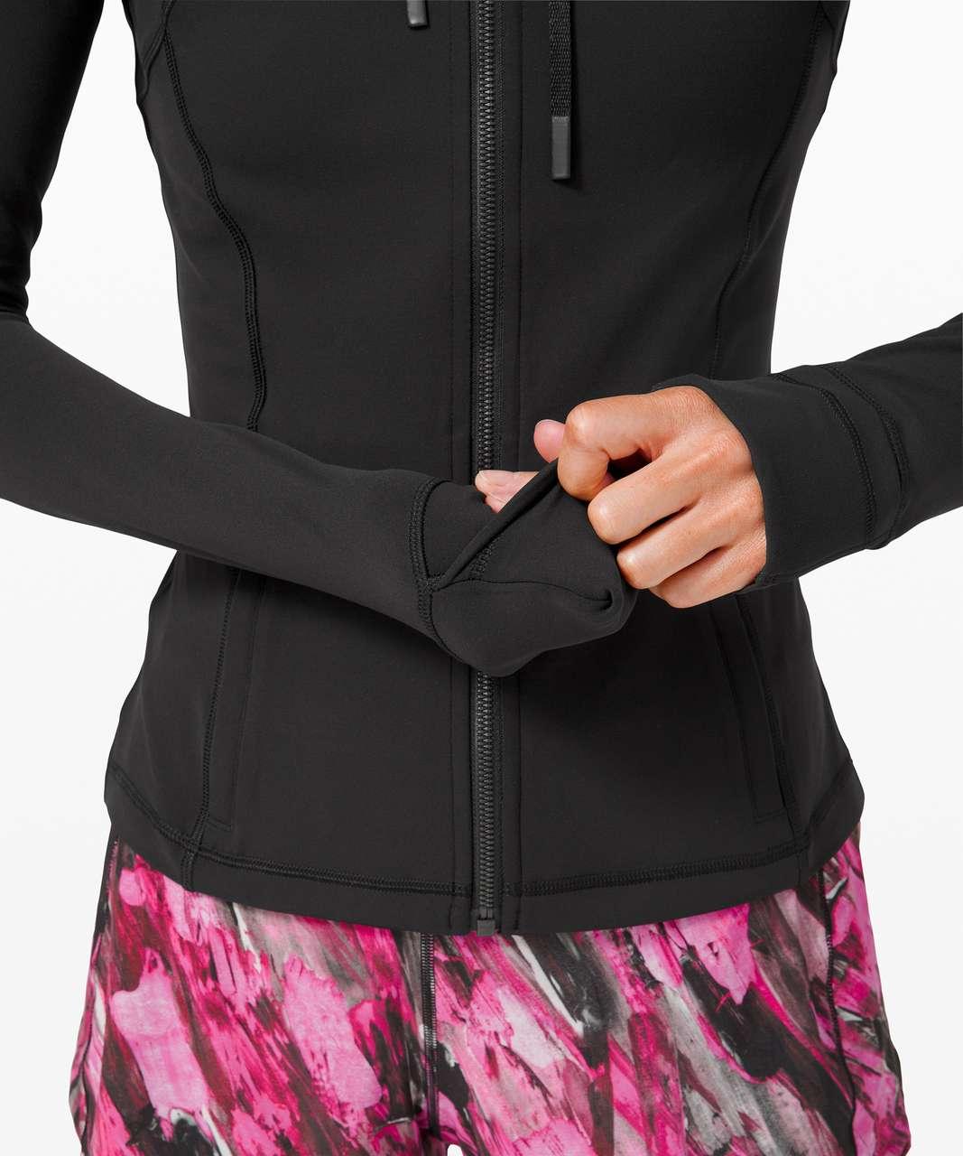 Lululemon Hooded Define Jacket *Nulu - Black